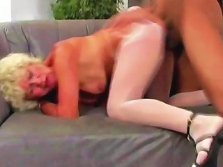 Granny With Her Fuck Stud