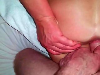 Wife Fucked In Her Tight Asshole