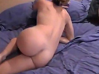 This Beautiful Amateur Wife Enjoys Being Fucked While Making Home Porn Tapes