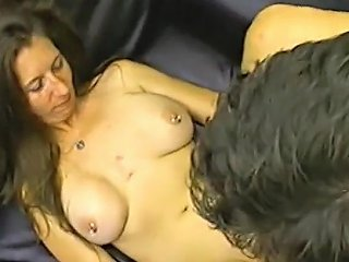 Fabulous Homemade Record With Brunette Cunnilingus Scenes