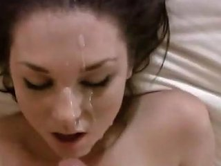 Crazy Homemade Video With Cumshot Brunette Scenes